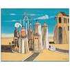 Castleton Home 'Bagni Misteriosi' by De Chirico Art Print