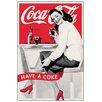 Castleton Home 'Coca Cola Have A Coke' Vintage Advertisement