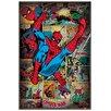 Castleton Home 'Marvel Comics-Spider-Man Retro' Graphic Art