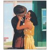 Castleton Home 'The Last Great Romantic' by Jack Vettriano Art Print