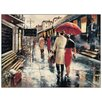 Castleton Home 'Metropolitan Station' by Heighton Art Print