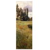 """Castleton Home Leinwandbild """"Alte Meister Hunde auf einer Wiese"""" von Gauguin, Kunstdruck"""