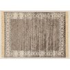 Castleton Home Tabby Grey/Ivory Area Rug