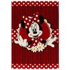 Castleton Home For Kids Red/Black/Ivory Area Rug