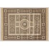 Castleton Home Saonne Grey/Cream Area Rug
