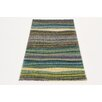 Castleton Home Mala Green/Blue/Yellow Area Rug