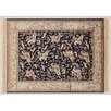 Castleton Home Fara Black/Tan/Red Area Rug