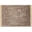 Castleton Home Fara Grey/Ivory/Brown Area Rug