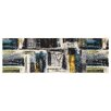 Castleton Home Mala Black/Green/Cream Area Rug