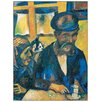 Castleton Home 'Il Padre' by Chagall Art Print