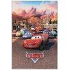 Castleton Home 'Disney-Cars One Sheet' Graphic Art