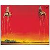 Castleton Home 'Dalì-Les Elephants' by Salvador Dali Art Print