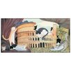Castleton Home 'Gatti Al Colosseo' Art Print