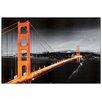 Castleton Home 'Golden Gate' Photographic Print