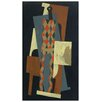 Castleton Home 'Harlequin' by Picasso Art Print