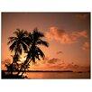 Castleton Home 'Beach Sunset' Photographic Print