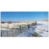 Castleton Home 'Spiaggia' Photographic Print
