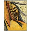 Castleton Home 'Head Of Sleeping Woman' by Picasso Art Print