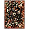 Castleton Home 'Free Form' by Pollock Graphic Art