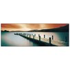 Castleton Home 'Jetty-Wooden Landing' Photographic Print