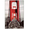 Castleton Home 'Golden Gate Bridge (San Francisco)' Graphic Art