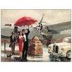 Castleton Home 'Transcontinental Flight' by Heighton Art Print