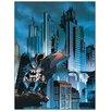 Castleton Home 'DC Comics-Gotham City 1' Graphic Art