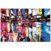 Castleton Home 'Times Square Colours' Graphic Art