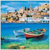 Castleton Home 'Golfo Mediterraneo' by Galasso Graphic Art