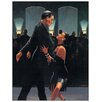 Castleton Home 'Rumba In Black' by Jack Vettriano Graphic Art