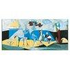 Castleton Home 'La Joie De Vivre Au Antipolis' by Picasso Art Print