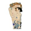 Castleton Home 'Mother And Child' by Klimt Art Print