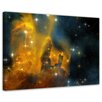 "Castleton Home Leinwandbild ""Nebula Galaxie"", Fotodruck"