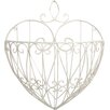 Castleton Home Heart Wall Mounted Planter