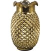 Castleton Home Large Glass Pineapple Vase