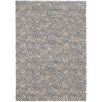 Castleton Home Dot Taupe Grey Area Rug