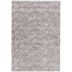 Castleton Home Dot Nuts Grey Area Rug