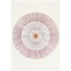 Castleton Home Dandelion Red Area Rug