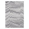 Castleton Home Stratum Grey Area Rug