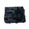 Castleton Home Handmade Black Area Rug