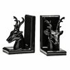 Castleton Home Dolomite Deer Bookends (Set of 2)