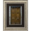 Castleton Home Doors VI Framed Photographic Print