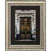 Castleton Home Doors I Framed Photographic Print