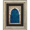 Castleton Home Doors IV Framed Photographic Print