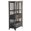 Castleton Home Davey 132cm Bookcase