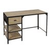 Castleton Home Writing Desk with 1 Drawer