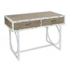 Castleton Home Writing Desk with 2 Drawers