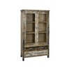 Castleton Home Mindi Wood Display Cabinet