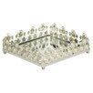 Castleton Home Tray with Glass