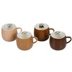 Castleton Home 4 Piece Coffee Cup Set